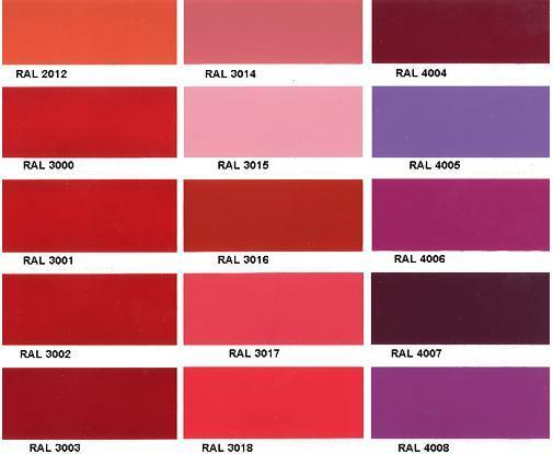 Carta de color es comex - Muestrario de colores de pintura ...